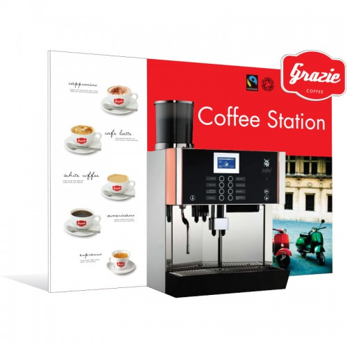 Coffee Station Concept